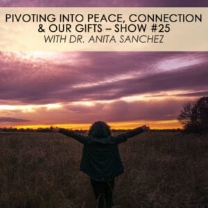 PR 025 | Pivoting Into Peace
