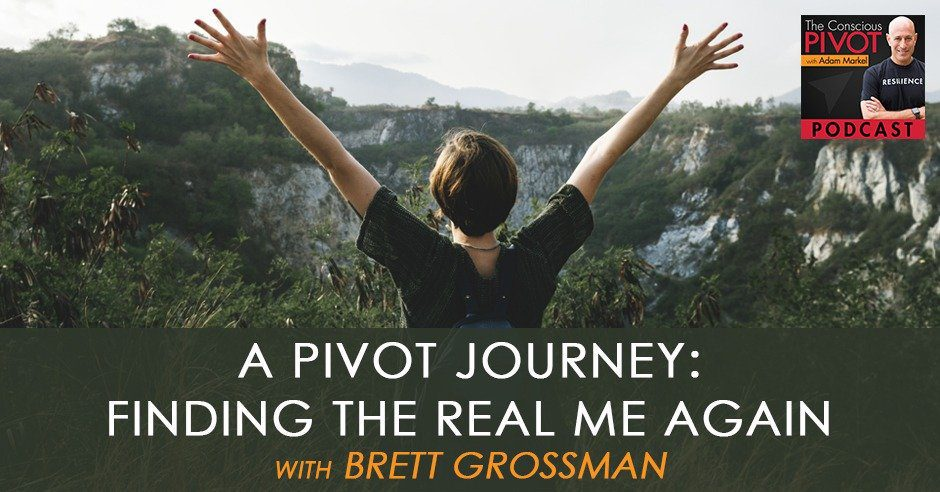 PR 033 | Finding the Real Me Again