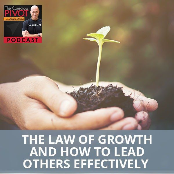 The Law Of Growth And How To Lead Others Effectively with Dennis Shaver