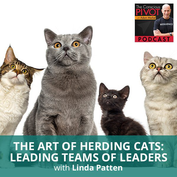 The Art of Herding Cats: Leading Teams of Leaders With Linda Patten
