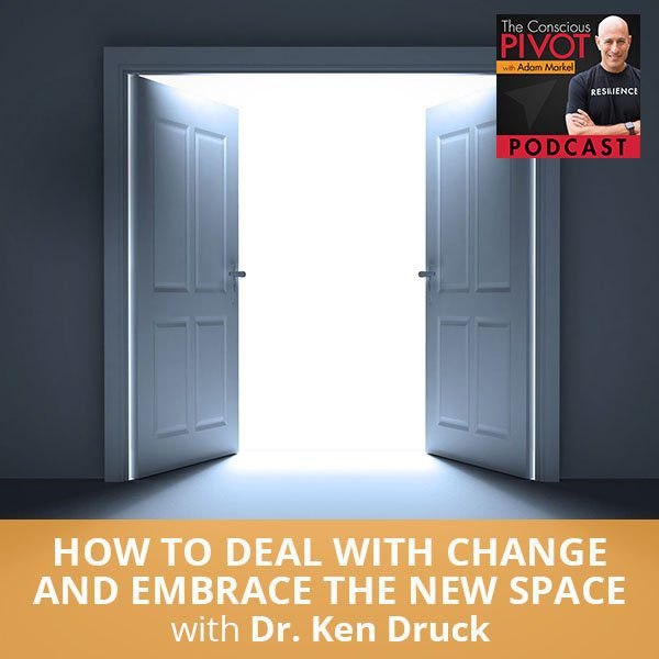 How To Deal With Change And Embrace The New Space with Dr. Ken Druck