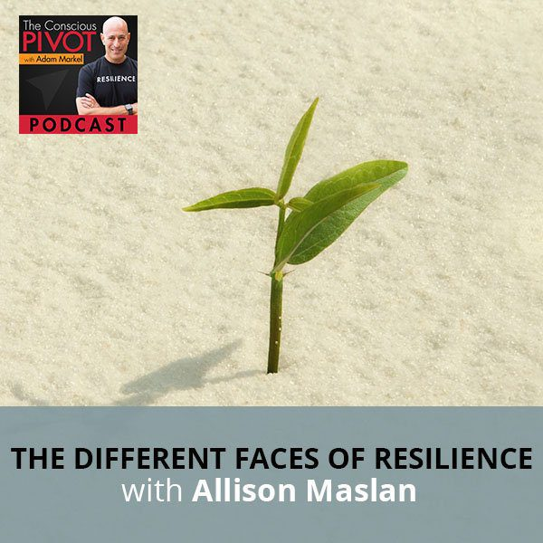 The Different Faces Of Resilience with Allison Maslan