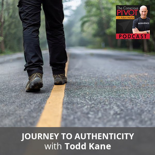 Journey To Authenticity with Todd Kane