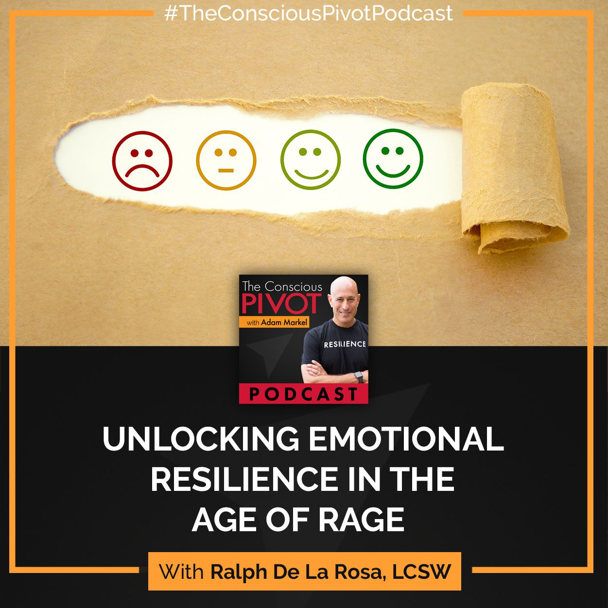 Unlocking Emotional Resilience In The Age Of Rage With Ralph De La Rosa, LCSW