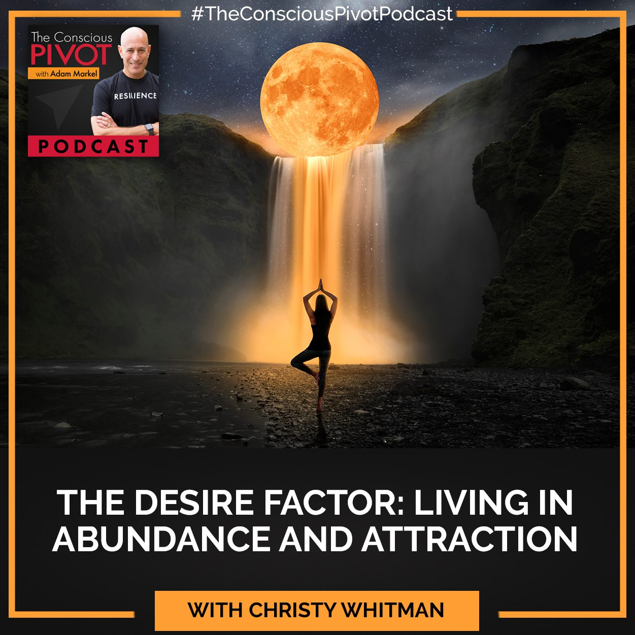 The Desire Factor: Living In Abundance And Attraction With Christy Whitman