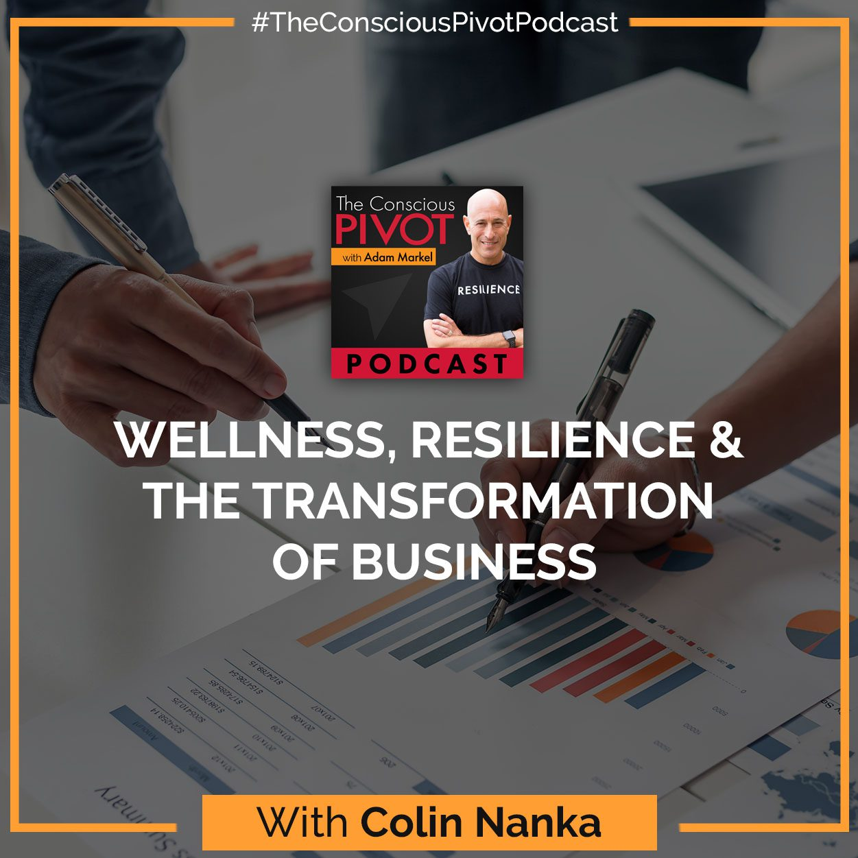 Wellness, Resilience & The Transformation Of Business With Colin Nanka