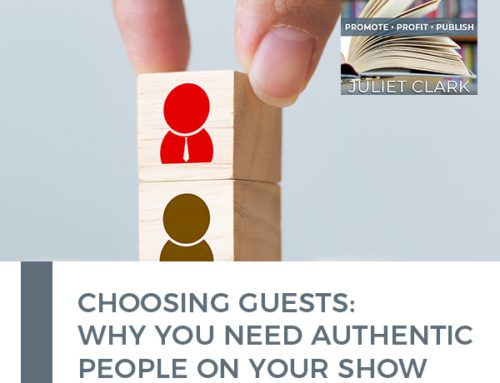 Choosing Guests: Why You Need Authentic People On Your Show With Bonnie D. Graham