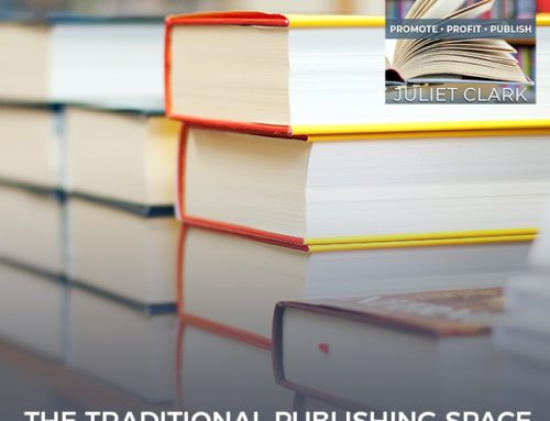 The Traditional Publishing Space With Hannah Bennett