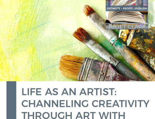 Life As An Artist: Channeling Creativity Through Art With Dr. Minette Riordan