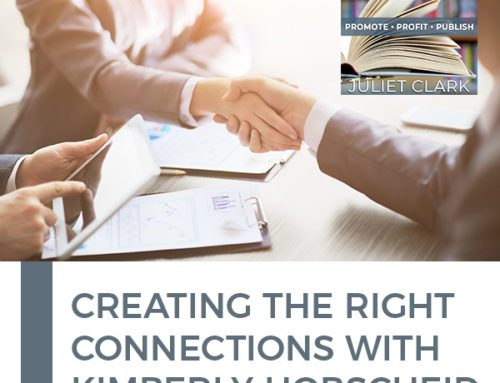 Creating The Right Connections With Kimberly Hobscheid