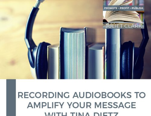 Recording Audiobooks To Amplify Your Message With Tina Dietz