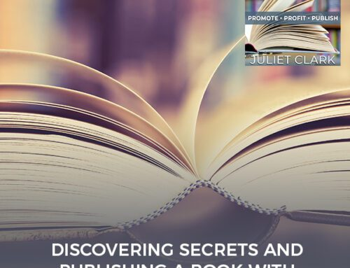 Discovering Secrets And Publishing A Book With Deb Landry