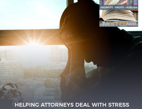 Helping Attorneys Deal With Stress And Anxiety Amidst High-Pressure Environments With Brooke Walker