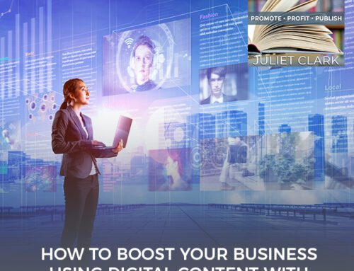 How To Boost Your Business Using Digital Content With Melanie Herschorn