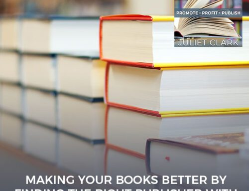 Making Your Books Better By Finding The Right Publisher With Judy Weintraub