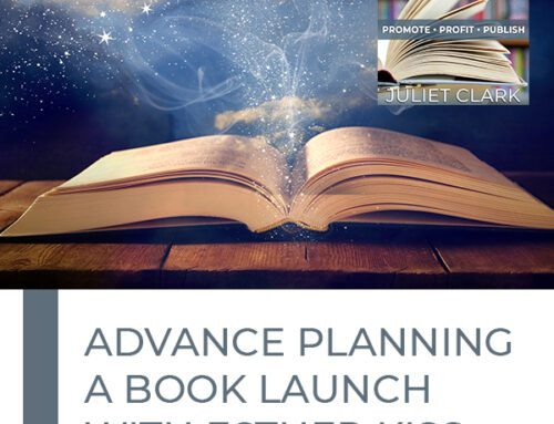 Advance Planning A Book Launch With Esther Kiss