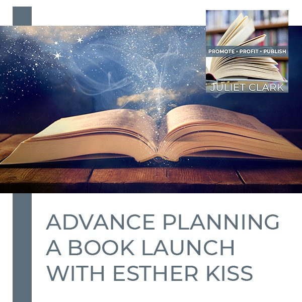 PRP 140 Esther Kiss | Book Launch