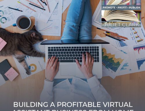 Building A Profitable Virtual Assistant Business From Home With Kathy Goughenour
