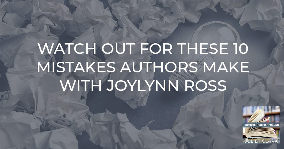 PRP 148 | Mistakes Authors Make