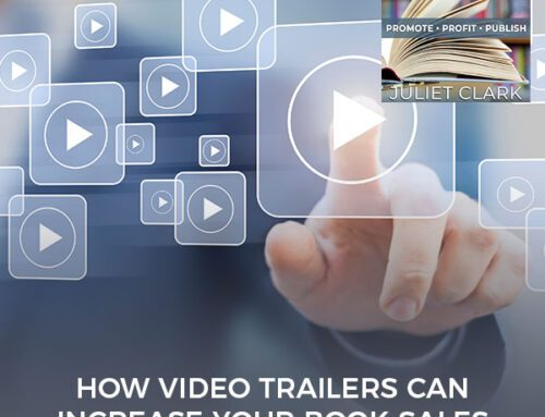 How Video Trailers Can Increase Your Book Sales With Jared Rosen