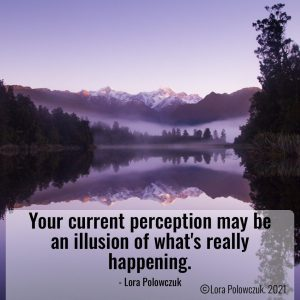 What illusion plagues your well-being?